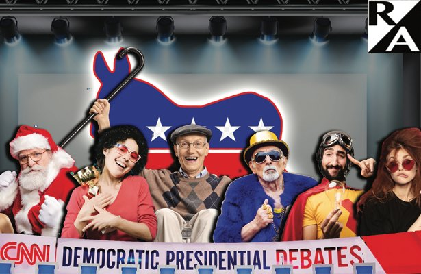 Nightmare Scenario: What if One of These Democrat Jokers Wins the White House?