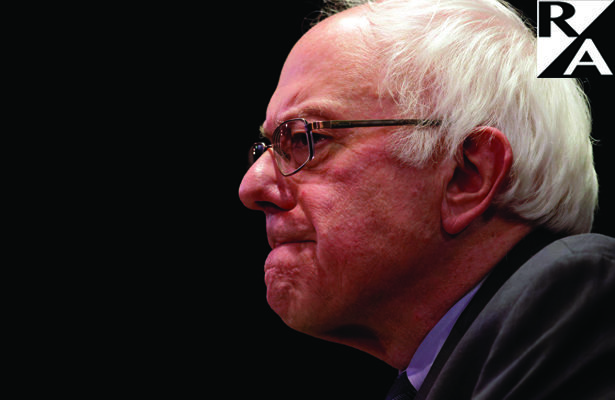 Secretary Sanders: Bloodless Bernie Doesn't Want to Be President