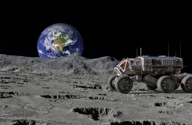Bang Zoom! NASA Picks SpaceX, Blue Origin, Dynetics for Lunar Lander