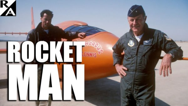 Chuck Yeager Flies West: 'The First Time I Ever Saw a Jet, I Shot It Down'