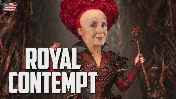 ROYAL CONTEMPT: The Red Queen Pelosi and Her COVID-19 Relief Madness