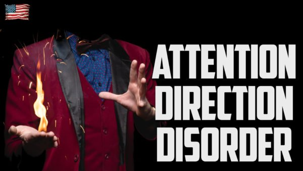 ATTENTION DIRECTION DISORDER