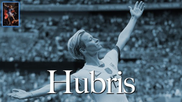 Hubris: The Nemesis of True Greatness Goes Before the Destruction of a Nation
